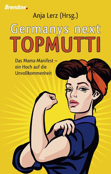 Buch-Cover Germany's next Topmutti
